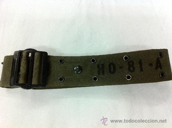 CINTURON FRANCES (Militar - Cinturones y Hebillas )