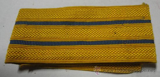 GALÓN DE 35 X 4 CMS (Militar - Otros relacionados con uniformes )