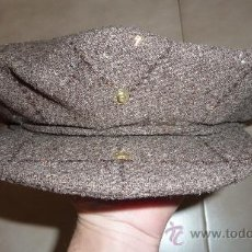 Militaria: GORRA CIVIL ORIGINAL DE LOS AÑOS 30S. EPOCA REPUBLICA Y GUERRA CIVIL.. Lote 30245465