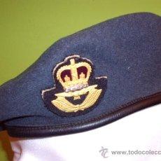 Militaria: BOINA OFICIAL RAF. Lote 30279338