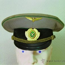 Militaria: U.R.S.S. - GORRA DE LA POLICIA DE FERROCARRILES. Lote 30369461