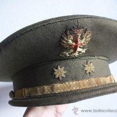 Militaria: GORRA TENIENTE CORONEL DEL EJERCITO DE TIERRA ESPAÑOL , EPOCA DE FRANCO.. Lote 30406638