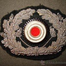 Militaria: COCARDA ORIGINAL OFICIAL ALEMAN. Lote 30663703