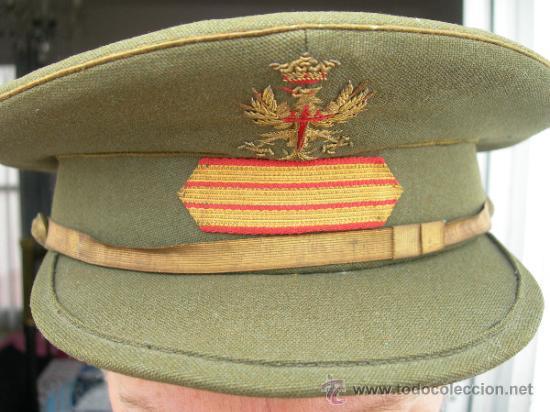 GORRA SARGENTO MILITAR ESPAÑOL (Militar - Boinas y Gorras )