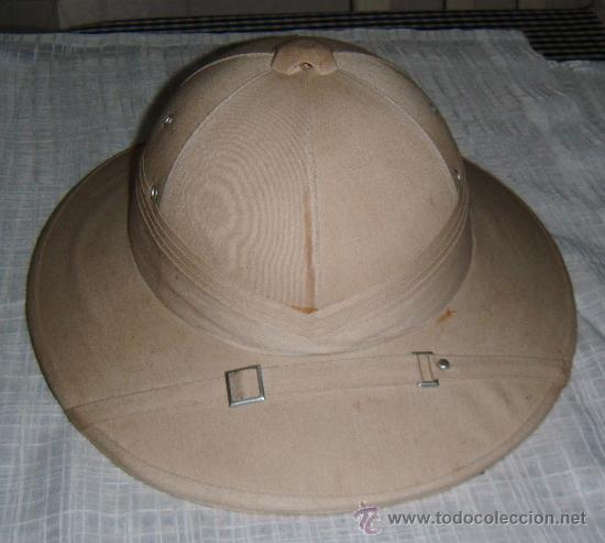 AUTENTICO SALACOF FRANCES AÑOS 50 (Militar - Boinas y Gorras )