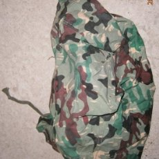 Militaria: CAPUCHA DE 2/4 COES; PARACAS, CAMUFLAJE DE PRIMAVERA. Lote 31243140