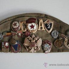Militaria: GORRO MILITAR RUSO. Lote 31773951