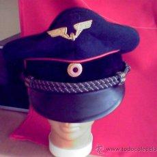 Militaria: GORRA FERROCARRILES ALEMANES.. Lote 32248267