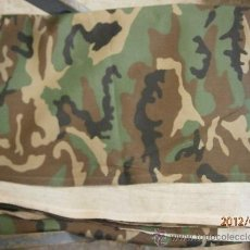 Militaria: RETAL DE CAMUFLAJE DEL BOSQUE, 145 X 340 CMS APROX. Lote 32662077
