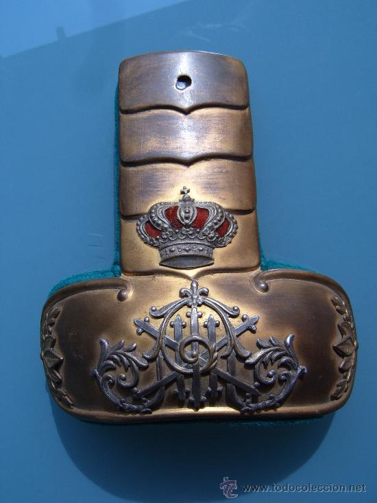 DRAGONA MILITAR. ESPAÑA (Militar - Otros relacionados con uniformes )