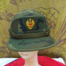 Militaria: GORRA MILITAR. EJERCITO DE TIERRA.. Lote 32632923