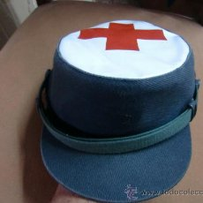 Militaria: GORRA SERVICIO MILITAR CRUZ ROJA. Lote 32718467