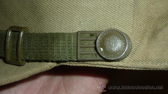 Militaria: Antigua gorra española modelo coreana, de faena, años 60-70 - Foto 2 - 32785280