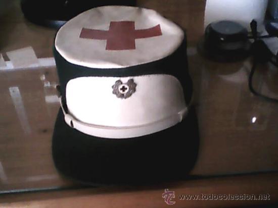 GORRA DE CRUZ ROJA (Militar - Boinas y Gorras )