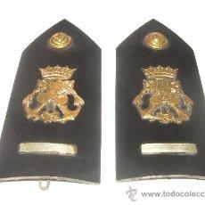 Militaria: PAR DE HOMBRERAS DE LA MARINA.. Lote 32897498