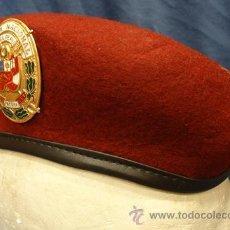 Militaria: PERÚ. BOINA DE LA POLICÍA NACIONAL. UNIDAD DE SERVICIOS ESPECIALES.. Lote 33093632