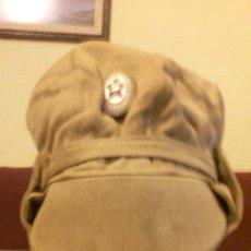 Militaria: GORRA DE OFICIAL SOVIETICO. Lote 33380483