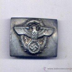 Militaria: HEBILLA III REICH. LANDWACHT. Lote 33381419