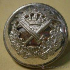 Militaria: BOTÓN GRANDE DE BRIGADA. SUPERPUESTO (PARÍS) 1840. Lote 33647112