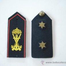 Militaria: PALAS DE INFANTERIA DE MARINA, LA DE TENIENTE EPOCA FRANCO.. Lote 33673593