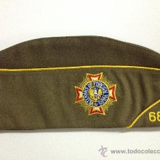 Militaria: GORRO GARRISON VETERANOS. Lote 34265815