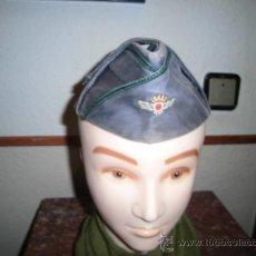 Militaria: GORRILLO DE OREJERAS DEL EJERCITO DEL AIRE AÑOS 50/60S.. Lote 34460773