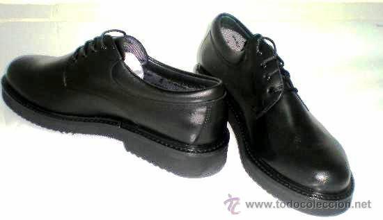captura zapatos de separación Precio pagable Zapatos a estrenar policia o vigilante muy resi - Vendido en ...