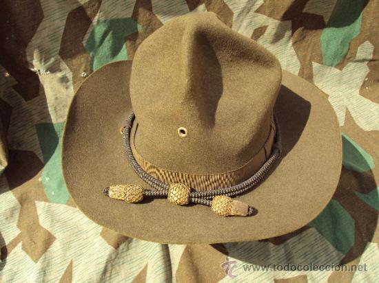 279274fac0f05 Sombrero de soldado americano de la 1ª primera - Vendido en Venta ...