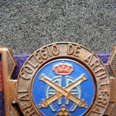 Militaria: (JX-615)CINTURON DEL REAL COLEGIO DE ARTILLERIA . Lote 35324349