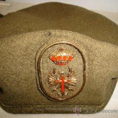 Militaria: BOINA DE PASEO,AÑOS 80,ORIGINAL,,ES LA GORRA DE LAS FOTOS,EJÉRCITO DE TIERRA. Lote 35565565