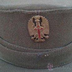 Militaria: ANTIGUA GORRA MILITAR EJERCITO DE TIERRA. Lote 35988709