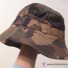Militaria: PAMELA O CHAMBERGO MIMETIZADO . CAMUFLAJE BOSCOSO. Lote 36117644
