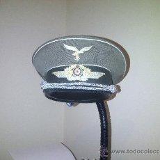 Militaria: GORRA DE LOS OFICIALES DE LA LUFTWAFFE. Lote 36767077