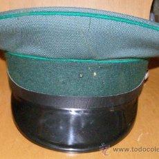 Militaria: GORRA DE POLICIA ALEMANA, TALLA 59. AÑOS 70.. Lote 36911554