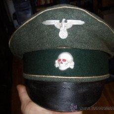 Militaria: SCHIRMUTZEN MODELO ALTER ART OFICIAL INFANTERIA SS. Lote 37063786