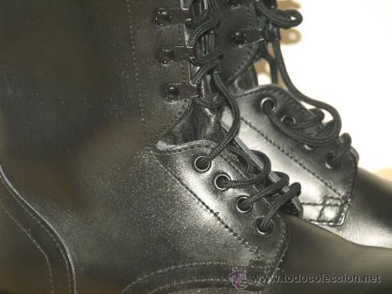 Militaria: BOTAS MILITARES Nº 40. USADAS UNA SOLA VEZ. VER FOTOS Y DESCRIPCION. - Foto 10 - 37180578