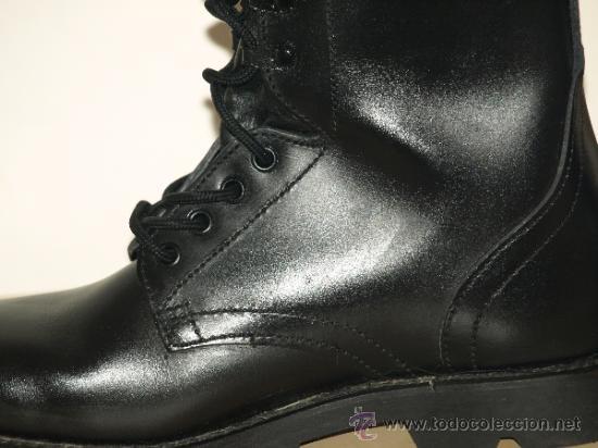 Militaria: BOTAS MILITARES Nº 40. USADAS UNA SOLA VEZ. VER FOTOS Y DESCRIPCION. - Foto 3 - 37180578
