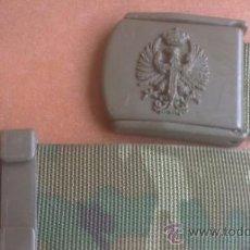Militaria: CINTURON EJERCITO. Lote 134509919