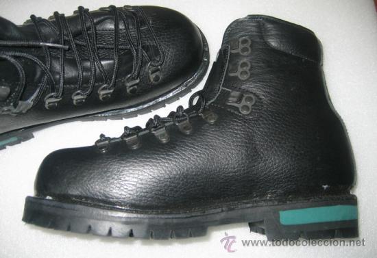 zapatos clasicos nuevo estilo gran descuento Botas militares alta montaña nº 40 - nuevas - Vendido en ...