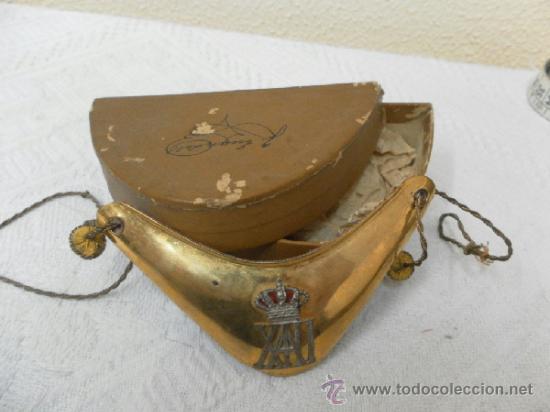 GOLA. ÉPOCA DE ALFONSO XIII. (Militar - Otros relacionados con uniformes )