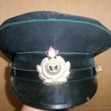 Militaria: GORRA DE MARINA RUSA. TALLA 55. Lote 37968256