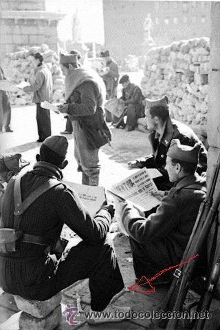 Militaria: Bota alpargatas legionaria. Guerra de Marruecos - Foto 5 - 93953364