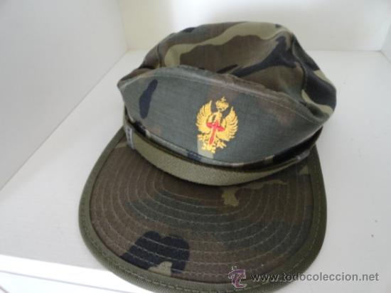 GORRA EJERCITO ESPAÑOL TALLA M (Militar - Boinas y Gorras )