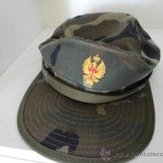 Militaria: GORRA EJERCITO ESPAÑOL TALLA M . Lote 38489576