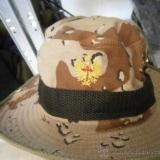 Militaria: CHAMBERGO CAMUFLAJE DESIERTO, ESPAÑOL, TALLA GRANDE, NUEVO A ESTRENAR. Lote 38499045