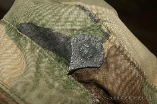 Militaria: Antigua gorra de camuflaje americana, original, estados unidos - Foto 6 - 38592265