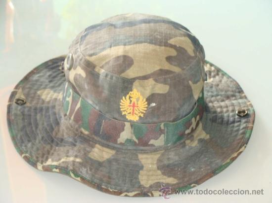 CHAMBERGO MILITAR EJÉRCITO ESPAÑOL. CAMUFLAJE BOSCOSO. TALLA P. USADO. ( Militar - 99e787d1da9
