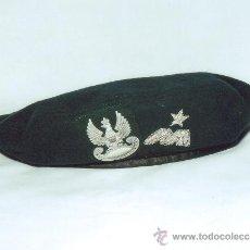 """Militaria: POLONIA: """"BOINA"""" DE GENERAL DE BRIGADA DEL EJÉRCITO DE TIERRA.. Lote 38904056"""