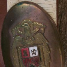 Militaria: BANDOLERA DE GALA DE OFICIAL DE LOS AÑOS 39-40. Lote 38942096