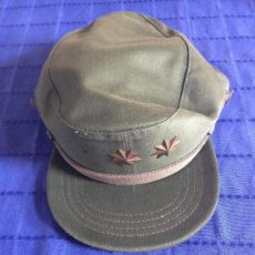 Militaria: GORRA MILITAR EJERCITO DE TIERRA (ARTILLERÍA). Lote 39055834